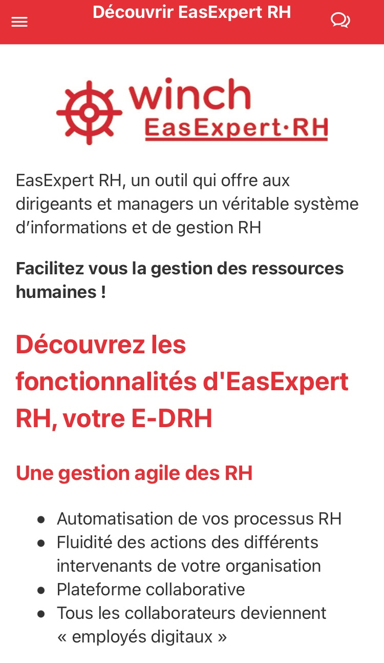 Winch Expert RH Conseil Ressources Humaines La Rochelle Bayonne